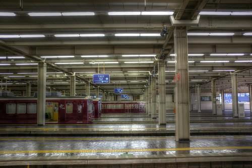 Umeda Station, Osaka on 21-05-2018 (2)