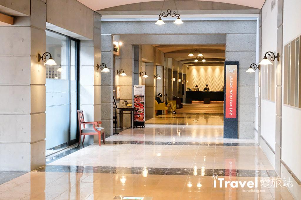 福冈饭店推荐 The Residential Suites Fukuoka (6)