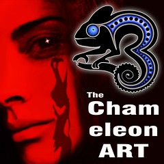 :grinning: @TheChameleonArt is my new #FacebookPage :star2: Check it out, #Follow, #Like it! :heartbeat: Thank You very much! :heart_eyes:    https://www.facebook.com/BlueDarkArt/  :green_heart:☮    #shoppingonline #Giftideas #designtrends #fashiontrends