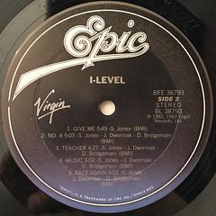 I-LEVEL:I-LEVEL(LABEL SIDE-B)