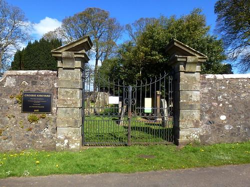 Crosbie Churchyard Troon (12)