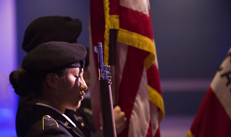 Veteran's Appreciation Night 2018