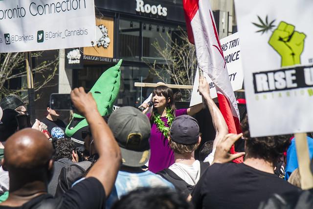 Toronto Global Marijuana March