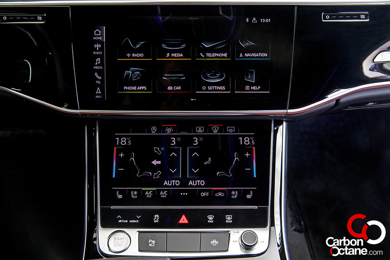 First Drive of the All New 2019 Audi A8 carbonoctane 15