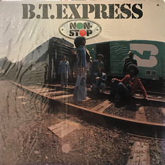 B.T. EXPRESS:NON-STOP(JACKET A)