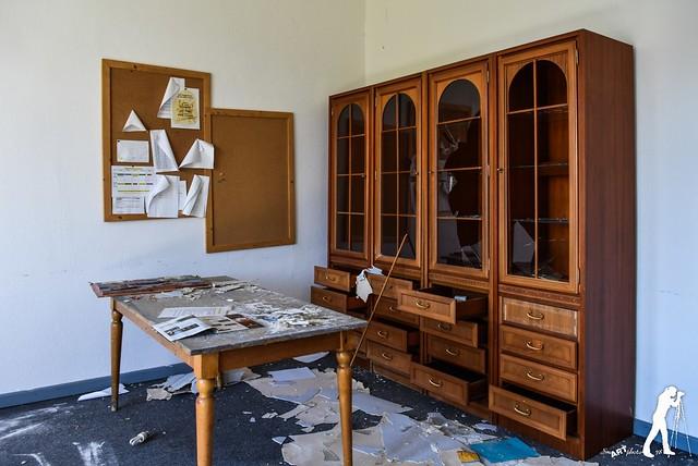 Lost Places: Die klosterhafte Suchtklinik