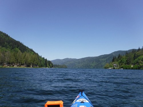 Lake Whatcom Paddling-2