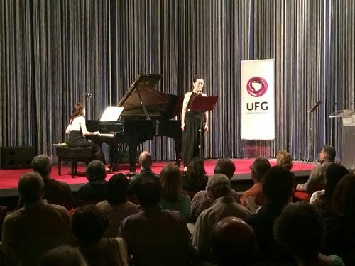 Note Nuove - Suono Italiano Madrid 2018. Concierto de Akiko Kozato y Adele D'Aronzo
