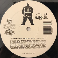 BIG PUNISHER:STILL NOT A PLAYER(LABEL SIDE-B)