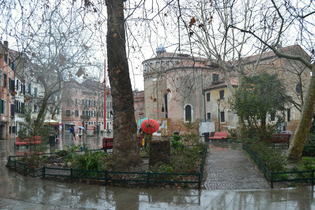 Venezia sestiere San Polo. Venezia