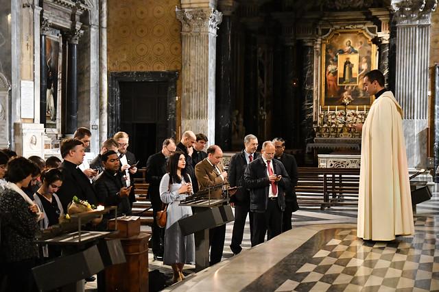 Festa accademica di S. Caterina da Siena, Patrona della Facoltà di Comunicazione