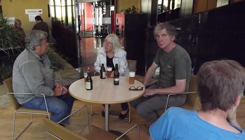 Verfrissing met Buffo-en Gageleer-bier