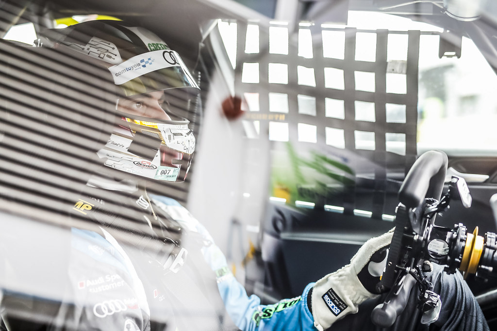 BERTHON Nathanael (FRA), Comtoyou Racing, Audi RS3 LMS, portrait during the 2018 FIA WTCR World Touring Car cup of Nurburgring, Germany from May 10 to 12 - Photo Florent Gooden / DPPI