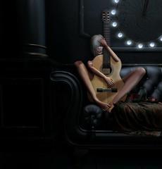 Un air de guitare