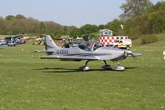 G-CKVX Aerostyle Breezer M400 [UL-142] Popham 050518