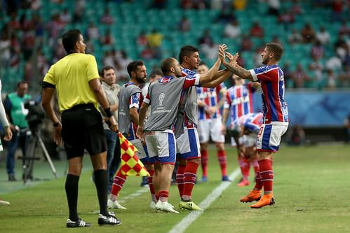 Bahia x Blooming - Copa Sul-Americana 2018 por Felipe Oliveira