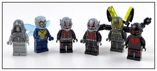 LEGO Marvel Superheroes 76109 Quantum Realm Explorers 52
