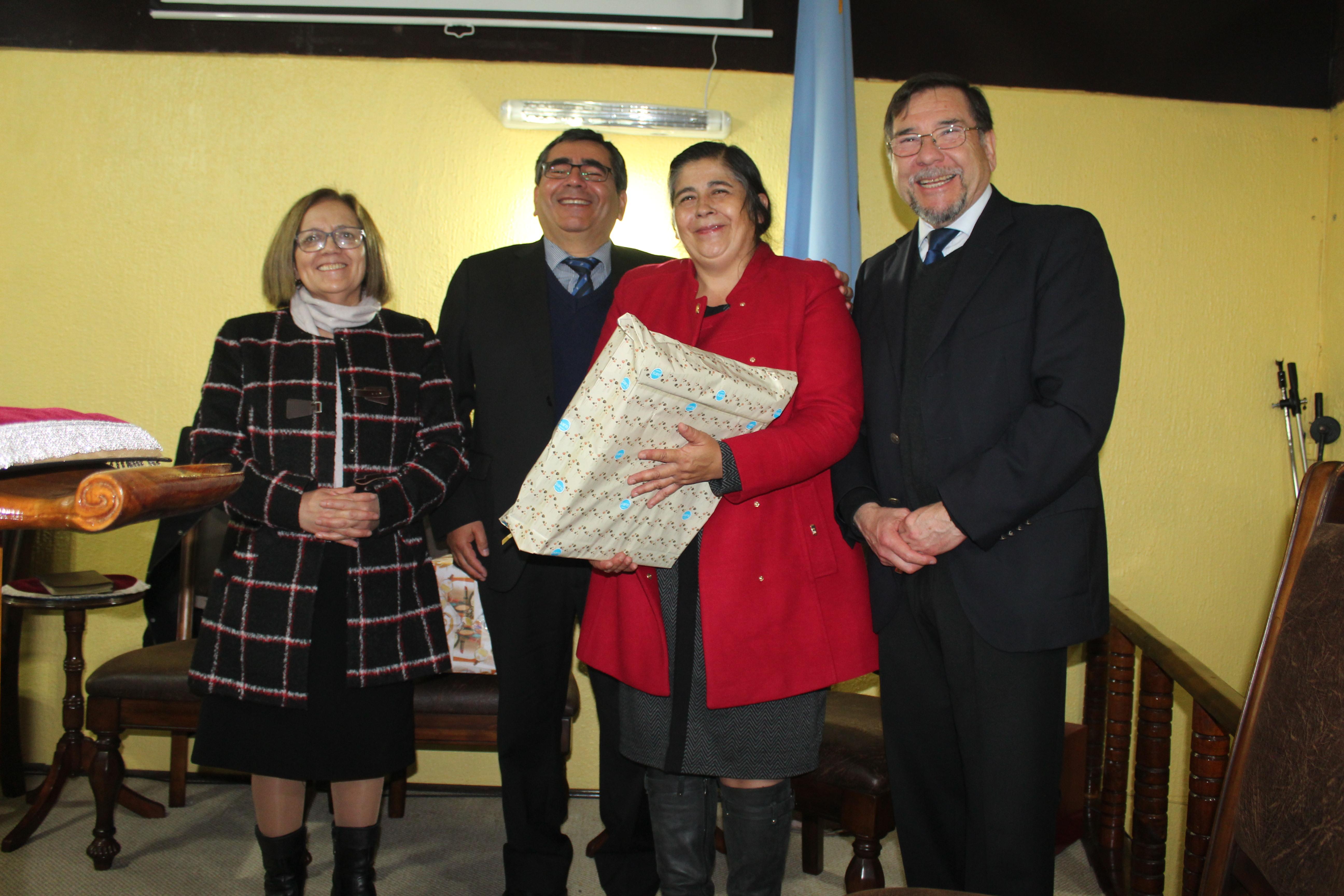 Cumpleaños feliz en la IMPCH Presidente Bulnes-Hualpén