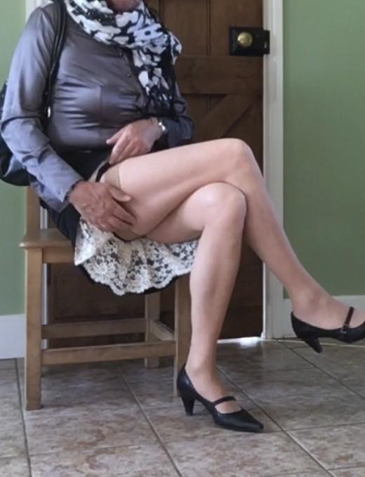 Slip On Showand Legs Deborah Summers Flickr