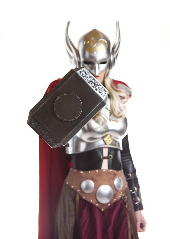 Goddess Thor