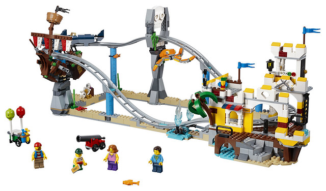 31084 - Pirate Roller Coaster