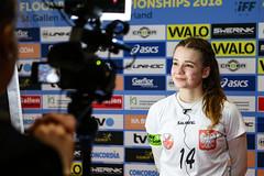 2018 WU19 WFC Switzerland v Poland