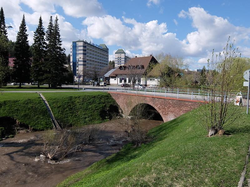 Белокуриха - Мост