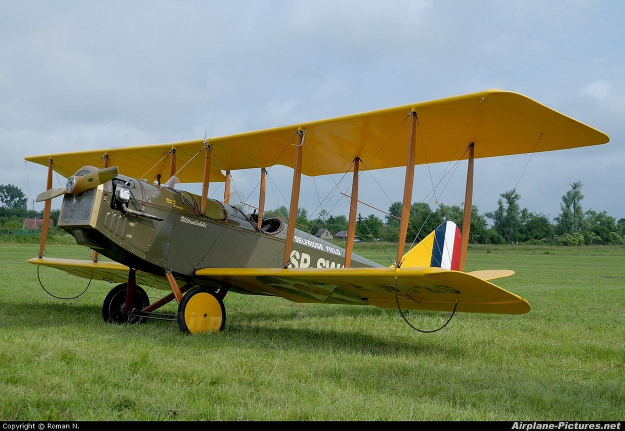 Curtiss Jenny JN-4 #92838
