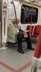 Reading on transit