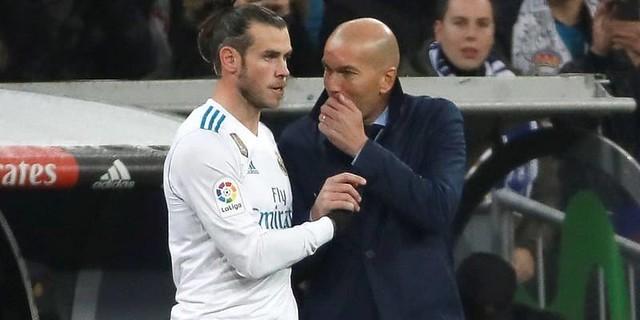 Pelatih Zinedine Zidane Menegaskan Bahwa Level Gareth BaleBelum Menurun