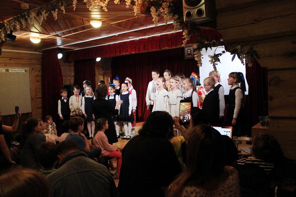 В Ильинском благочинии провели историческую викторину и молодежный конкурс патриотической песни