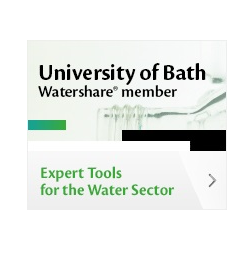 University of Bath Watershare Member.