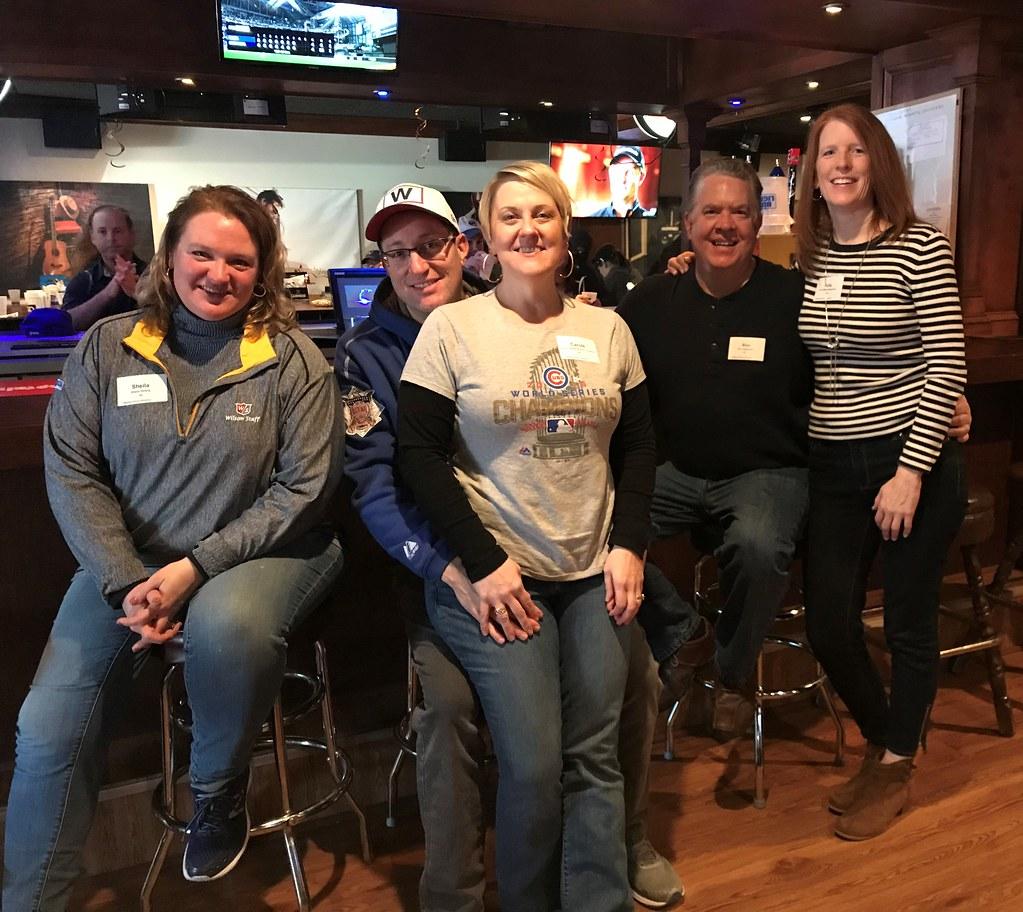 Cubs at Brewers Pregame Social & Baseball Game, 4/7/18