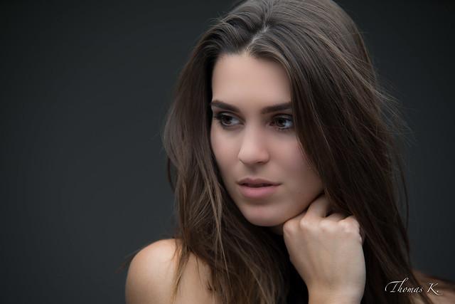 Céline F - Portrait
