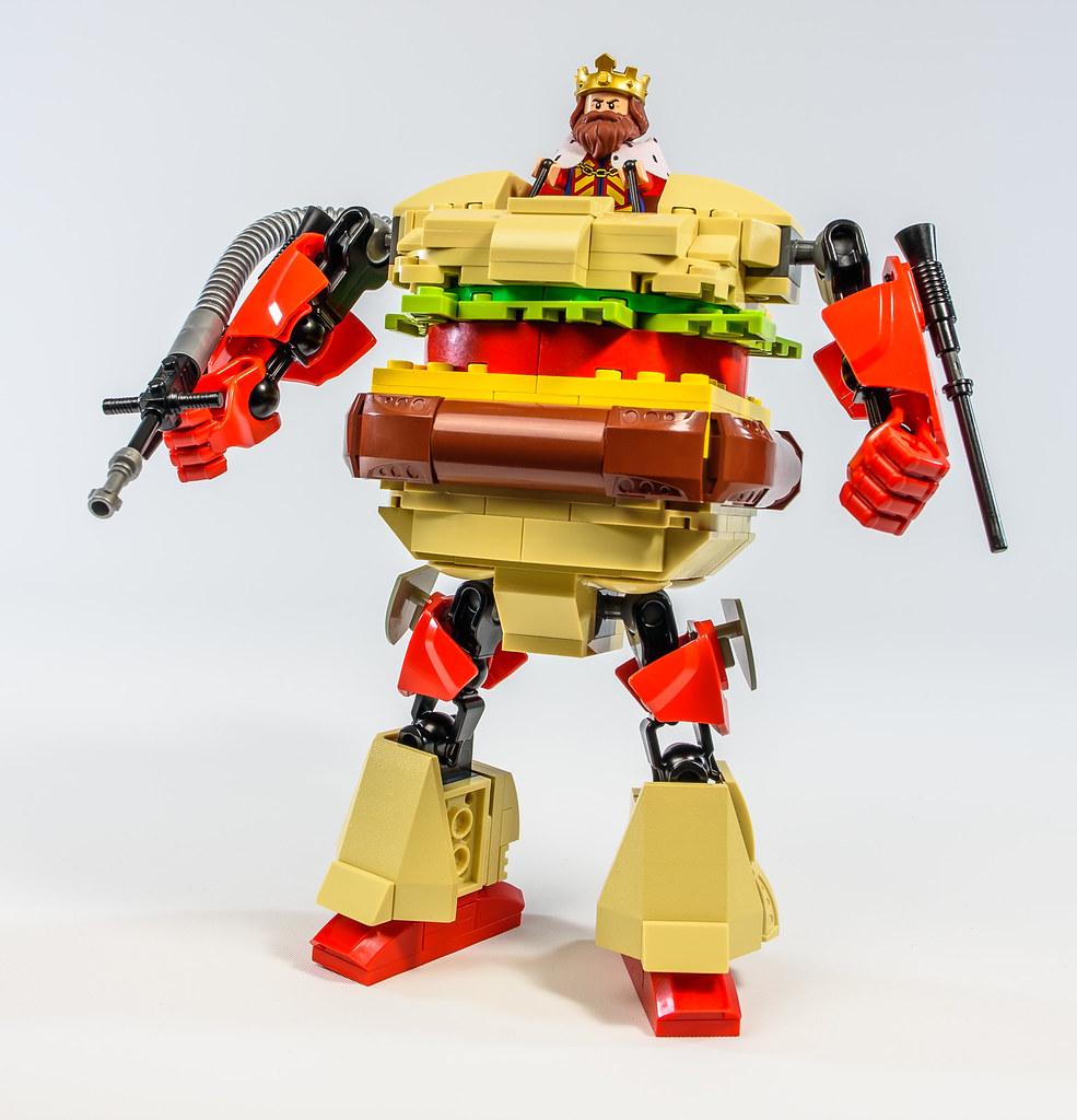 "BK-900 ""Burgermeister Rex"""