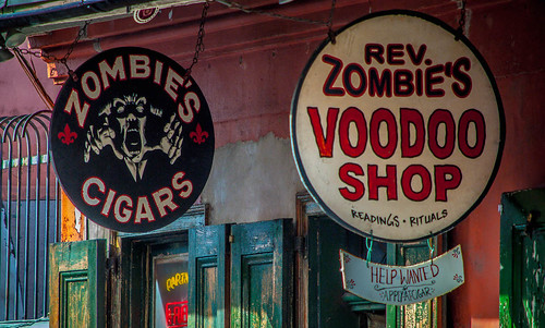 Voodoo and Zombies