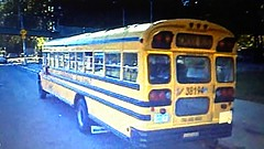 1998 Bluebird International 3800 DT466E, Consolidated Bus Transit. Bus#38194 (Retired)