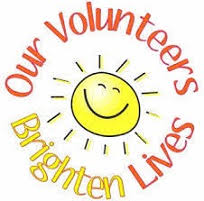 Our volunteers brighten lives