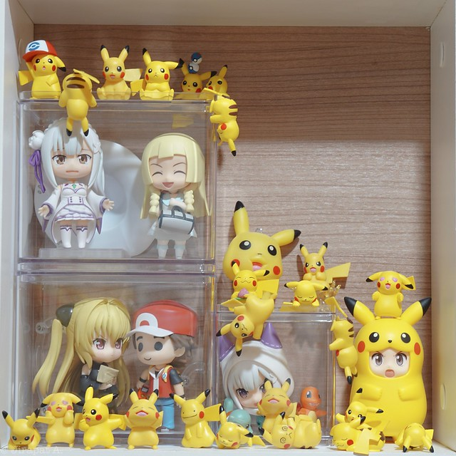 Pikachu and the Gang, Sony ILCE-6000, Sony E 16-70mm F4 ZA OSS