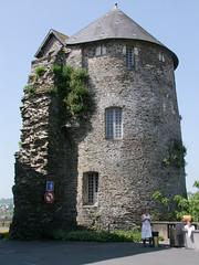 Saint Lo Tour de la poudrière - Photo of Saint-Lô