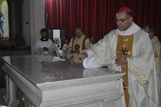 30 04 2018 Dedicação da Igreja Nossa Senhora do Rosário