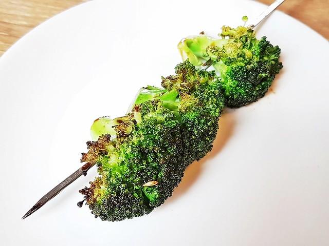 Broccoli, Teriyaki Tare