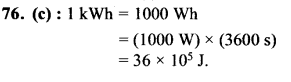 NEET AIPMT Physics Chapter Wise Solutions - Current Electricity explanation 76
