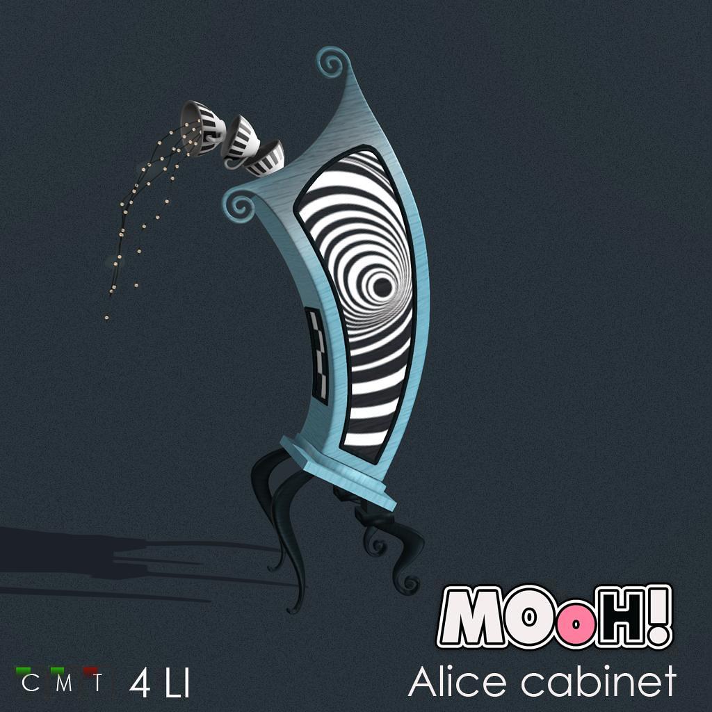 Alice cabinet