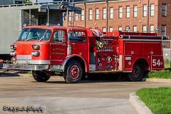Memphis Fire Department | Fire Truck