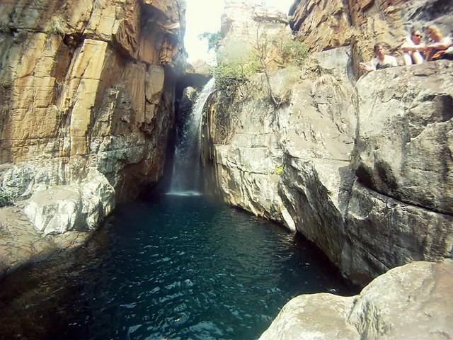Rare Magaliesberg Waterfall Hike