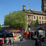 Market in Preston 19 May 2018