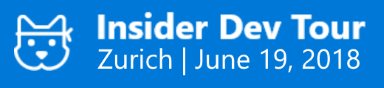 Insider Dev Tour, Zurich, Switzerland