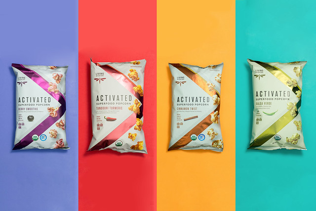Living Intentions Popcorn