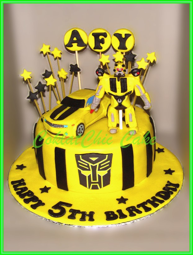 Cake Bumble Bee AFY 15 cm